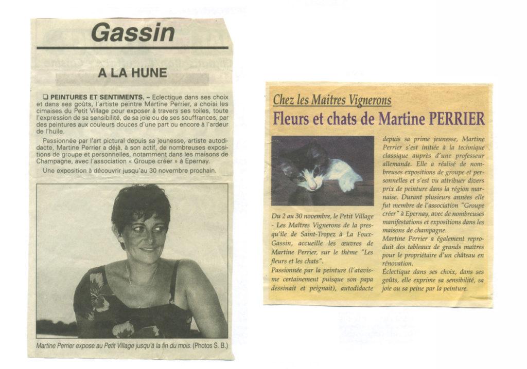 Exposition Les Maîtres Vignerons de la presqu'île de Saint-Tropez à La Foux Gassin