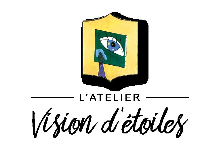 Logo atelier Vision d'étoiles